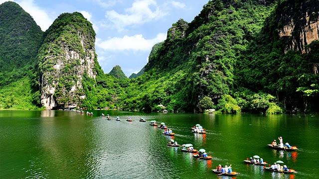 Chia sẻ kinh nghiệm du lịch Tràng An Ninh Bình