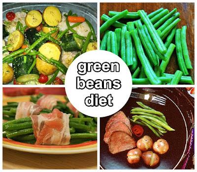 green beans diet