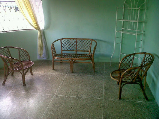 UPDATED RATTAN BAMBOO FURNITURE
