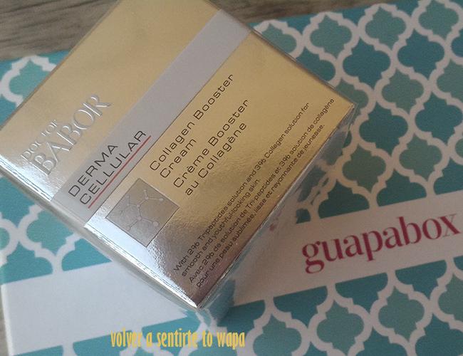 Collagen Booster Cream de BABOR