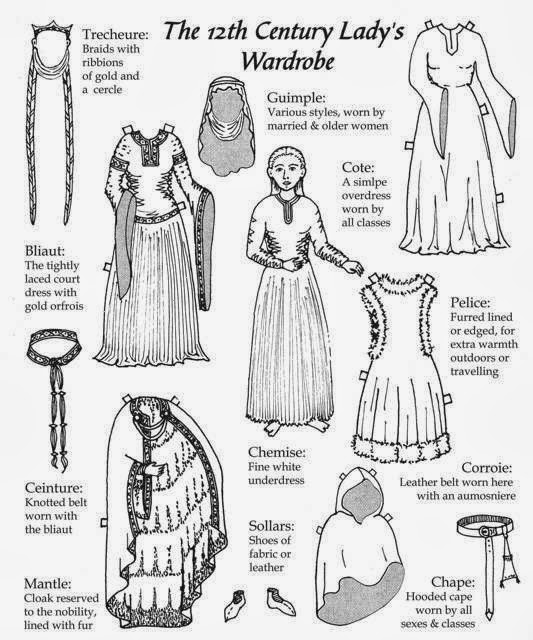 1000+ images about 12th Century Clothing on Pinterest