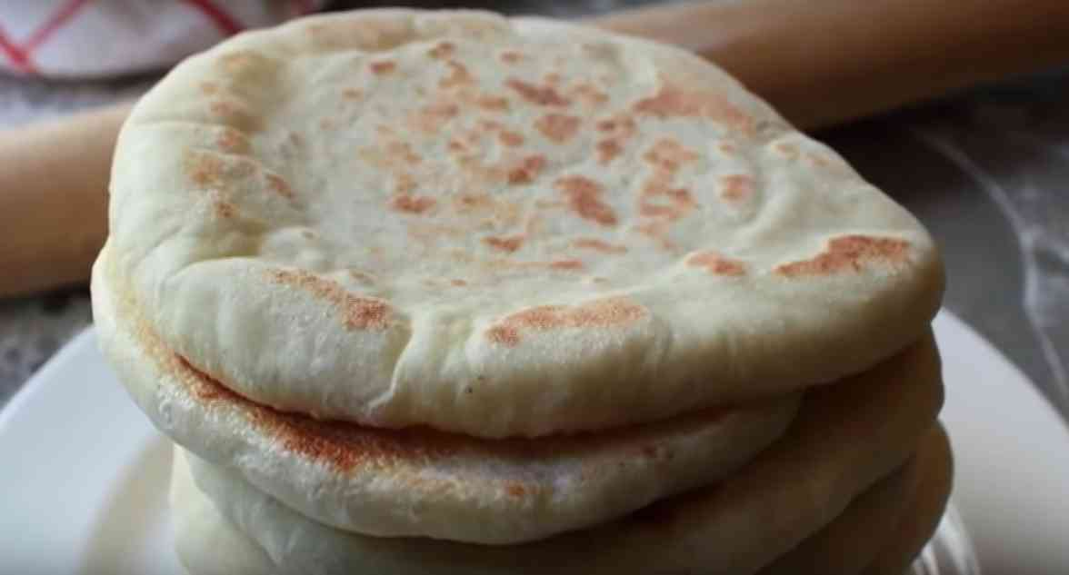 How to make pita bread at home