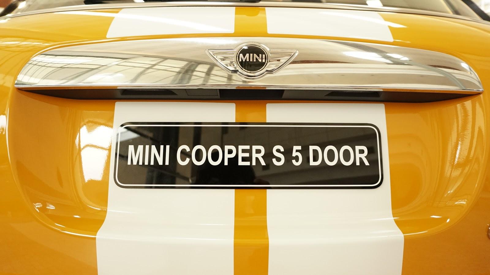 Mini Cooper 5 Door