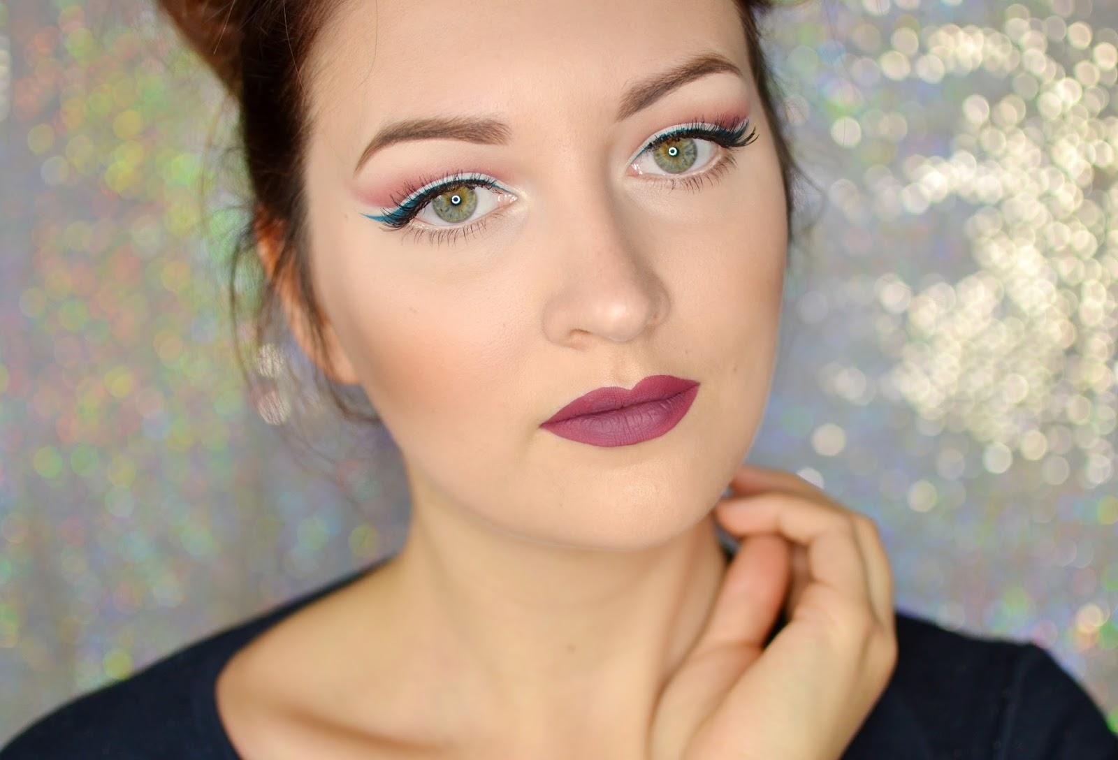 cut crease makijaż tutorial