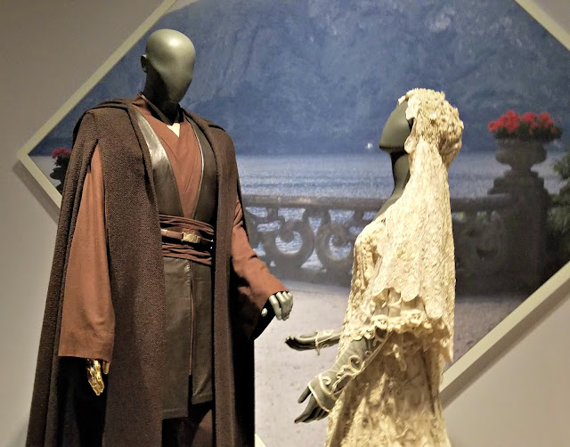 Detroit Star Wars exhibit