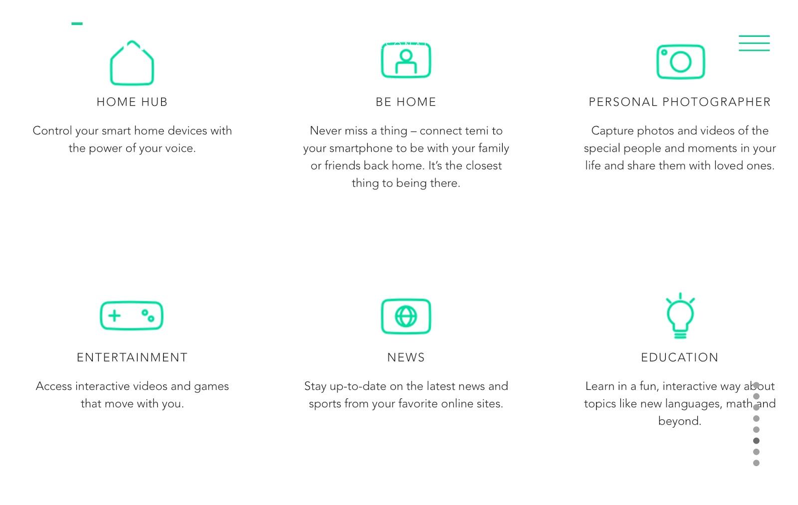 The Future Is Near With Temi Personal Robot Tech Xiaomi Redmi Note 2 Case Spigen Gid Abcxirn2spgl Links Below
