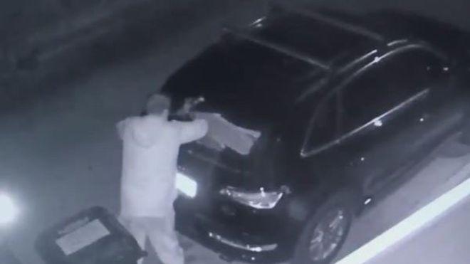 Mel B offers $5,000 reward to catch thief who broke into car