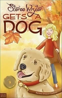 https://www.goodreads.com/book/show/11398978-storee-wryter-gets-a-dog