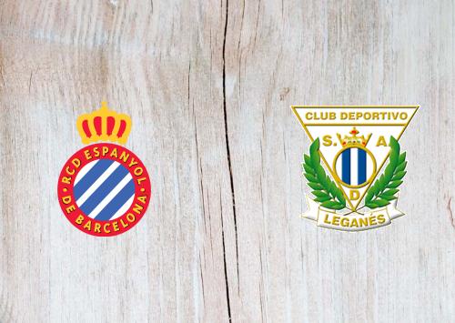 Espanyol vs Leganes -Highlights 05 July 2020