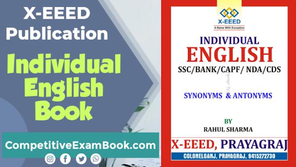 X-EEED Publication Individual English Book Pdf