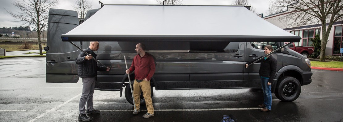 Mercedes Van Camper >> Mercedes Sprinter VALHALLA 4X4 Karavan | TeknOlsun