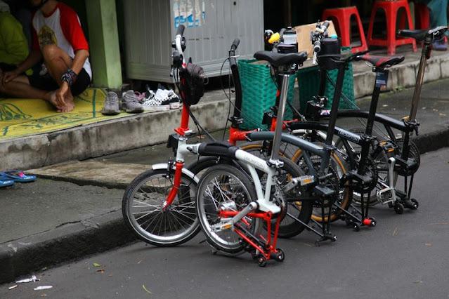 Harga Sepeda Brompton Terpopuler untuk Gaya Hidup Sehat