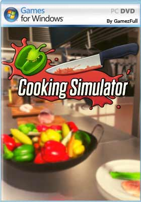 Cooking Simulator PC Full Español | MEGA