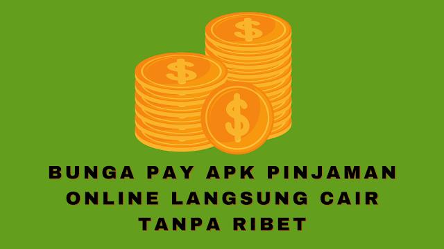 Bunga Pay Apk Pinjaman Online Langsung Cair Tanpa Ribet