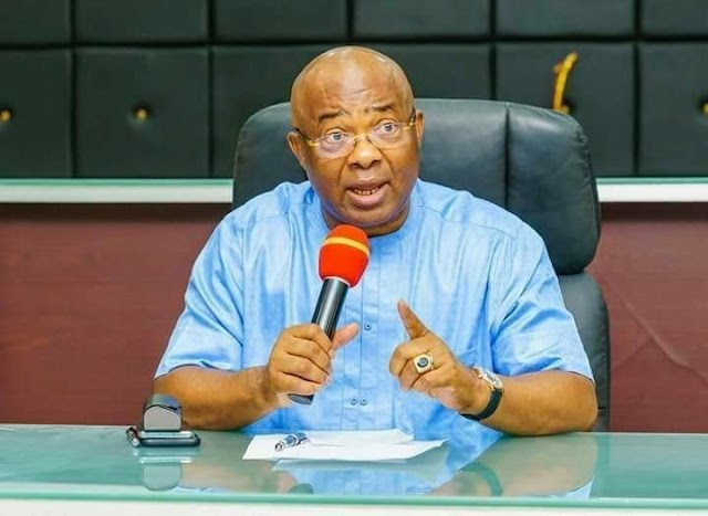 Imo Governor Uzodinma Sacks 20 Of 28 Commissioners Over 'Mole' Suspicions