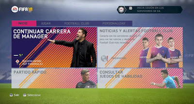 FIFA 14 FIFA 18 Graphic Theme by DerArzt26