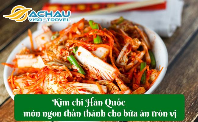 kim chi han quoc