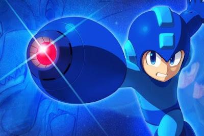 Megaman de Capcom