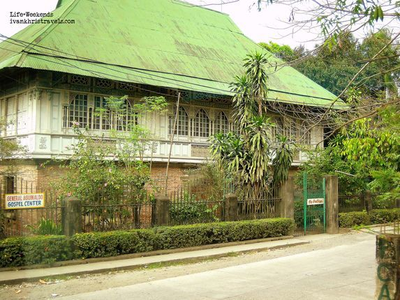 Sideco Mansion in San Isidro, Nueva Ecija