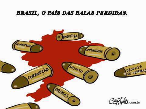 Resultado de imagem para balas perdidas de um país perdido