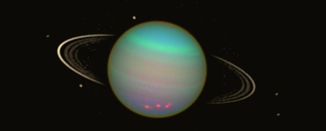 Pluto Has a Surprising Similarity to The 5 Biggest Moons of Uranus
