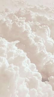 Gambar wallpaper wa awan putih