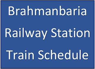 B bari railway station train schedule