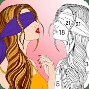 Livro de Colorir Premium - colorir por números apk