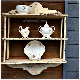 transformed shelf diy