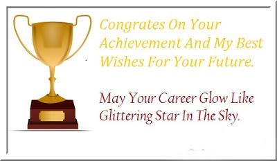Congratulations SMS