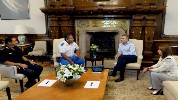 Gobierno de Macri respalda inocencia de la Policía en enfrentamientos