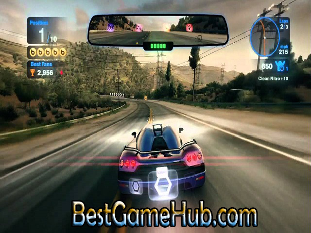 Blur High Compressed PC Game With Crack Free Download