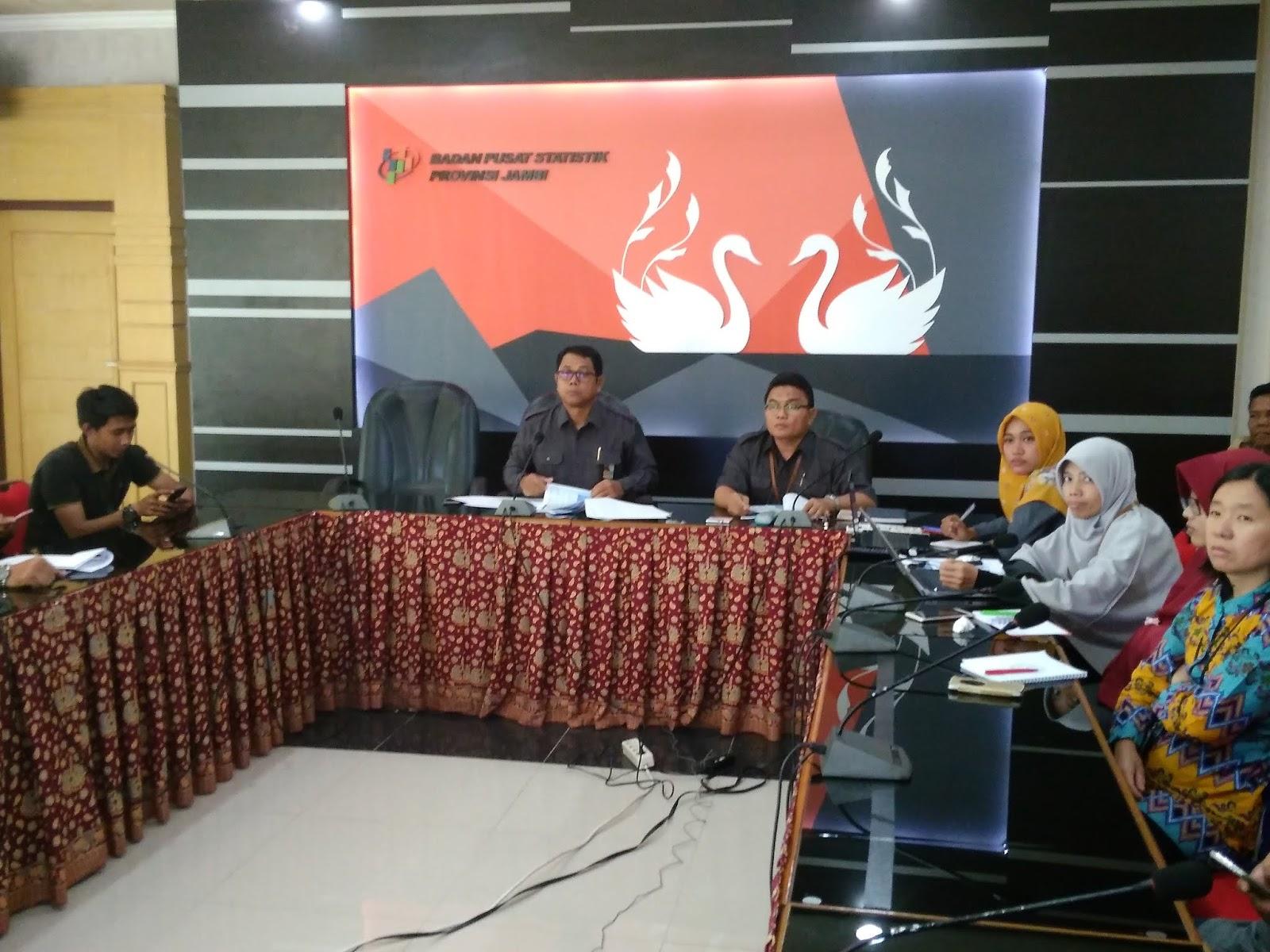 Penduduk Miskin Di Provinsi Jambi Berkurang 7.85 Persen.