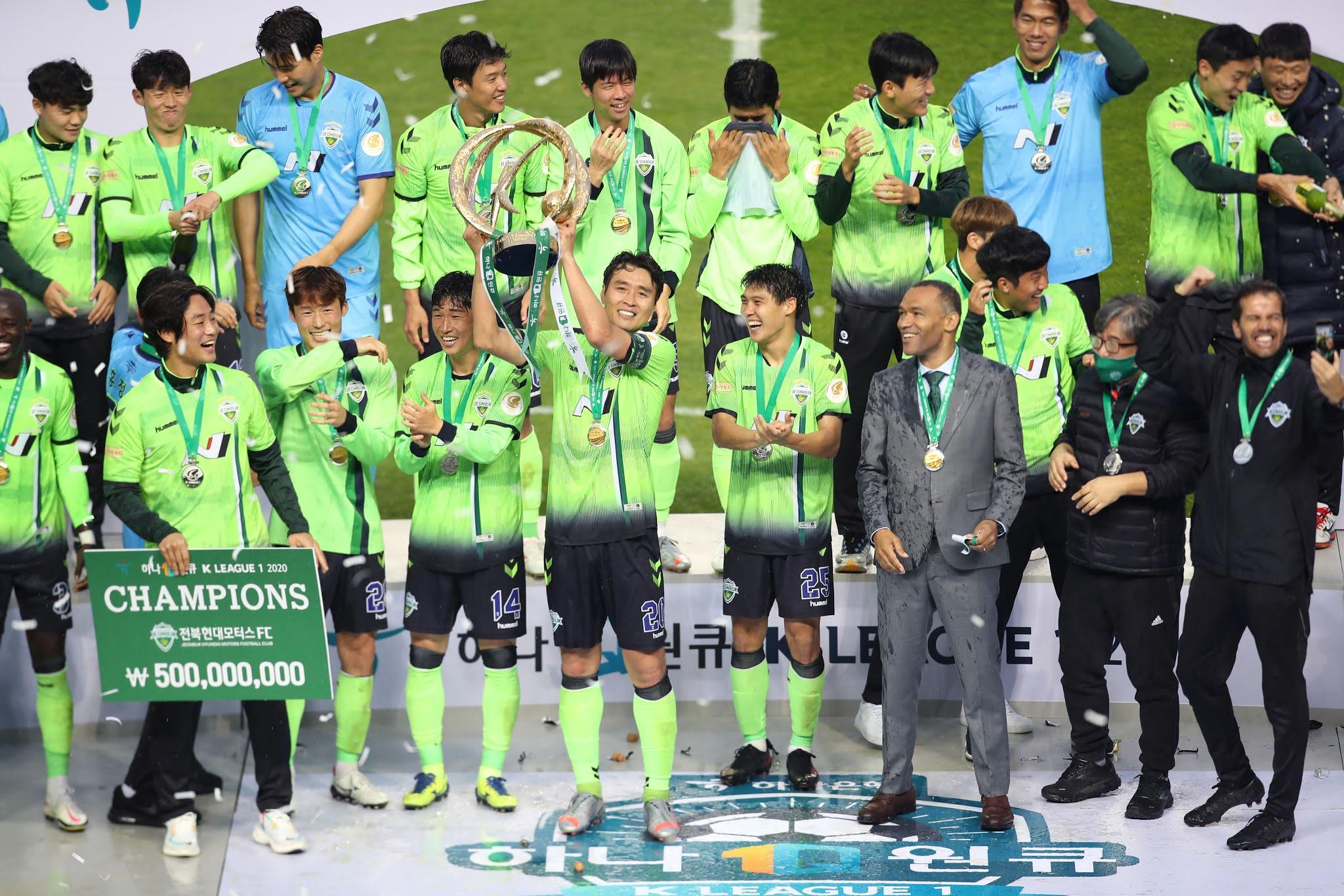 2020 K League Season Review: Jeonbuk Hyundai Motors