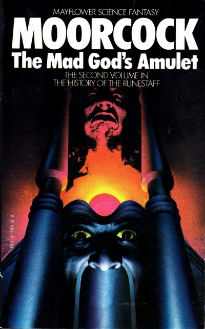 Book 2: The Mad God's Amulet (Bob Haberfield art)