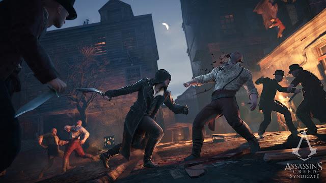 تحميل لعبة Assassins Creed Syndicate على الكمبيوتر برابط مباش