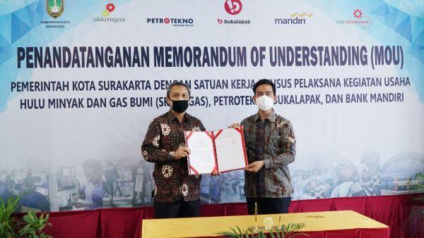 Tarik Investasi, SKK Migas - Pemkot Surakarta Kembangkan Pendidikan dan Riset