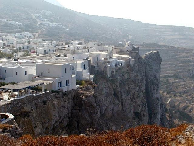 Фото греческого острова Фолегандрос