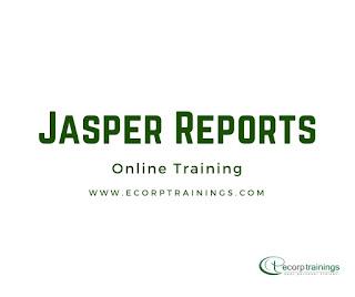 Jasper Reports Training in Hyderabad