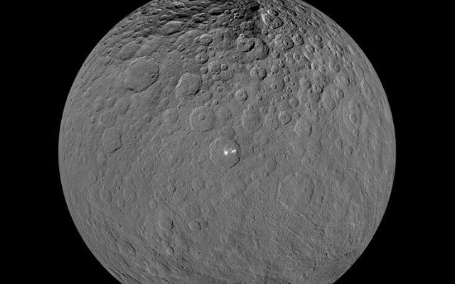 Ο νάνος πλανήτης Δήμητρα είναι άλλος ένας υπόγειος ωκεάνιος κόσμος