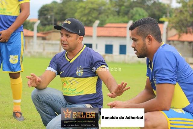 Raimundo Milito anuncia saída do futebol elesbonense