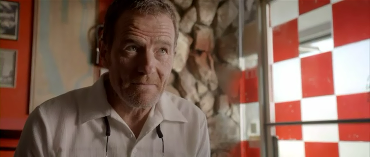 Bryan Cranston Did Not Receive An Oscar Nomination For Portraying Shannon In Drive