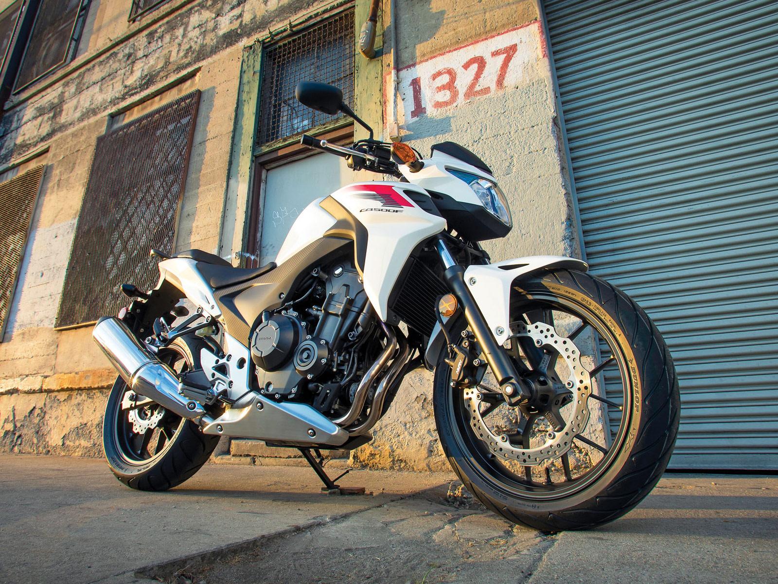 2013 CB500F Unique Style  Gambar Motor 2013 Honda