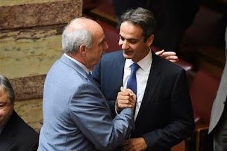 Ν.Δ. - Με μπροστάρη τον Μεϊμαράκη η προεκλογική εκστρατεία για τις ευρωεκλογές