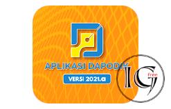 Pembaruan / Updater Aplikasi Dapodik 2021.a Semua Jenjang Dinas