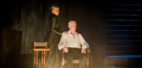 Ruxandra Donose, Clive Bayley - Verdi Don Carlo - Grange Park Opera - photo Robert Workman
