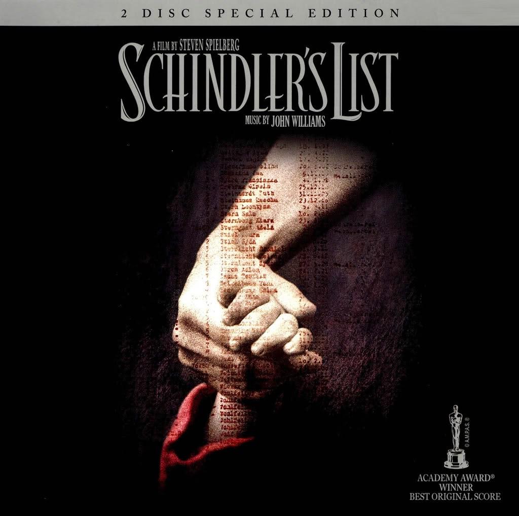 Schindler's List, John Williams