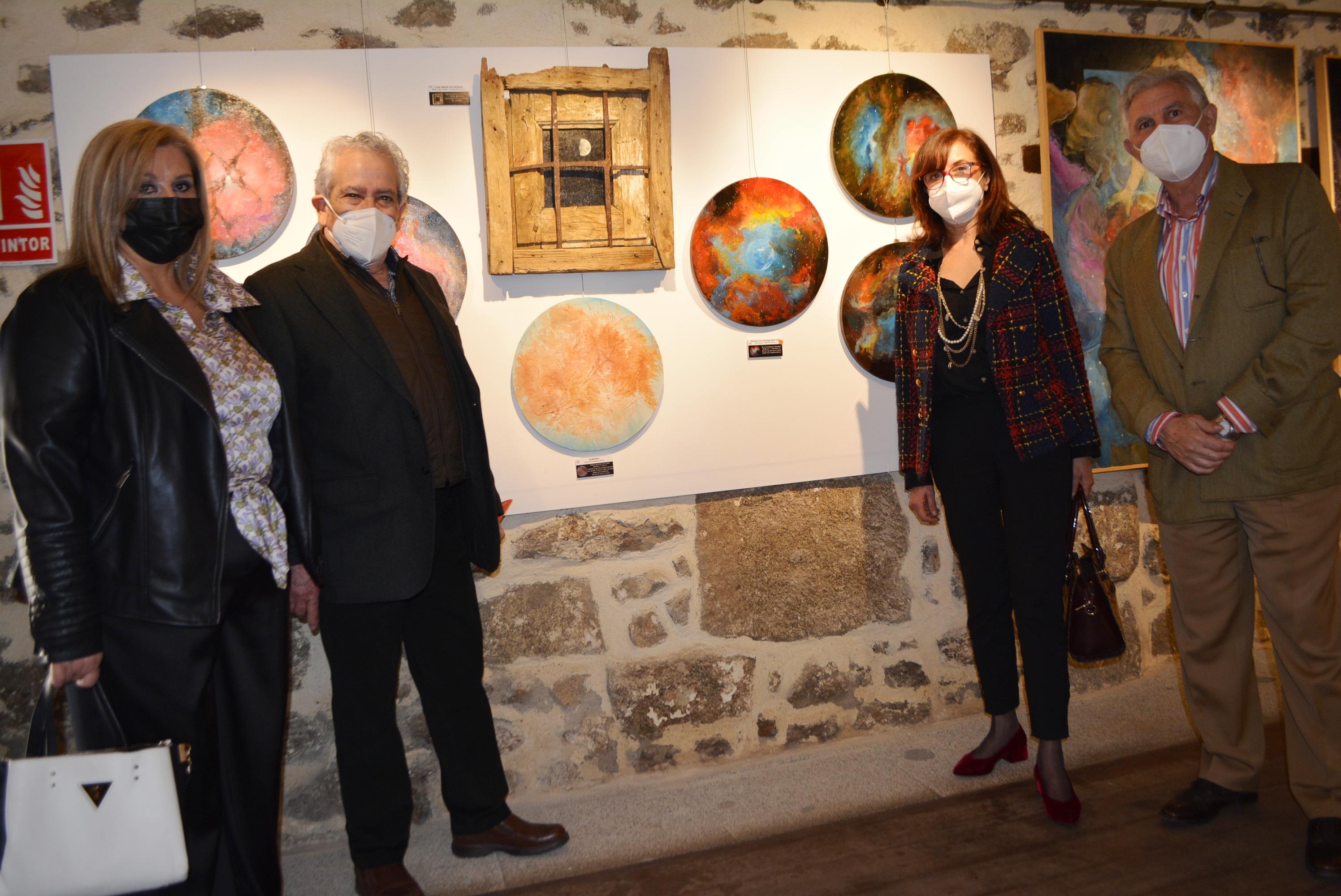 Exposición en Santa María de Melque.
