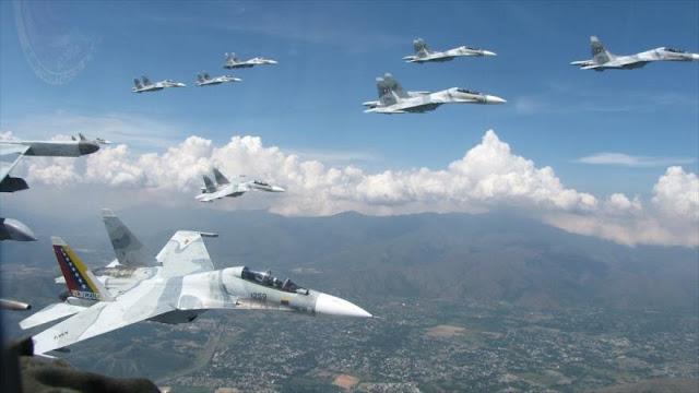 Venezuela neutraliza aeronaves con droga provenientes de Colombia
