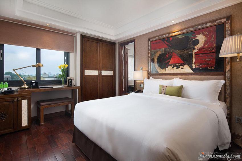 10 Khách sạn Hà Nội 4 sao giá rẻ đẹp gần trung tâm có hồ bơi